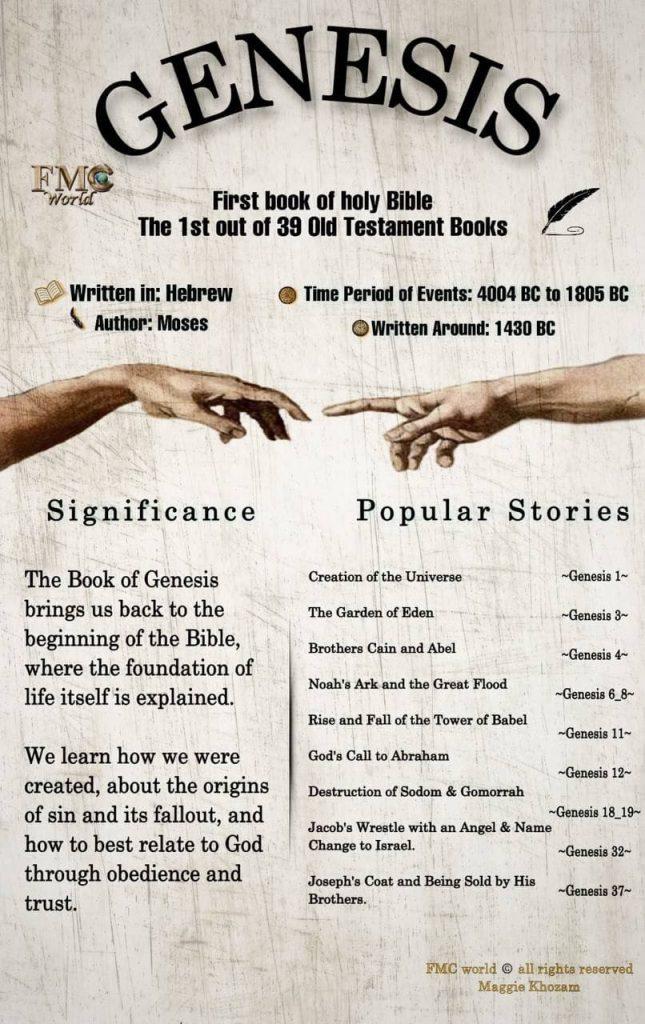 FMC World / Bible / Genesis