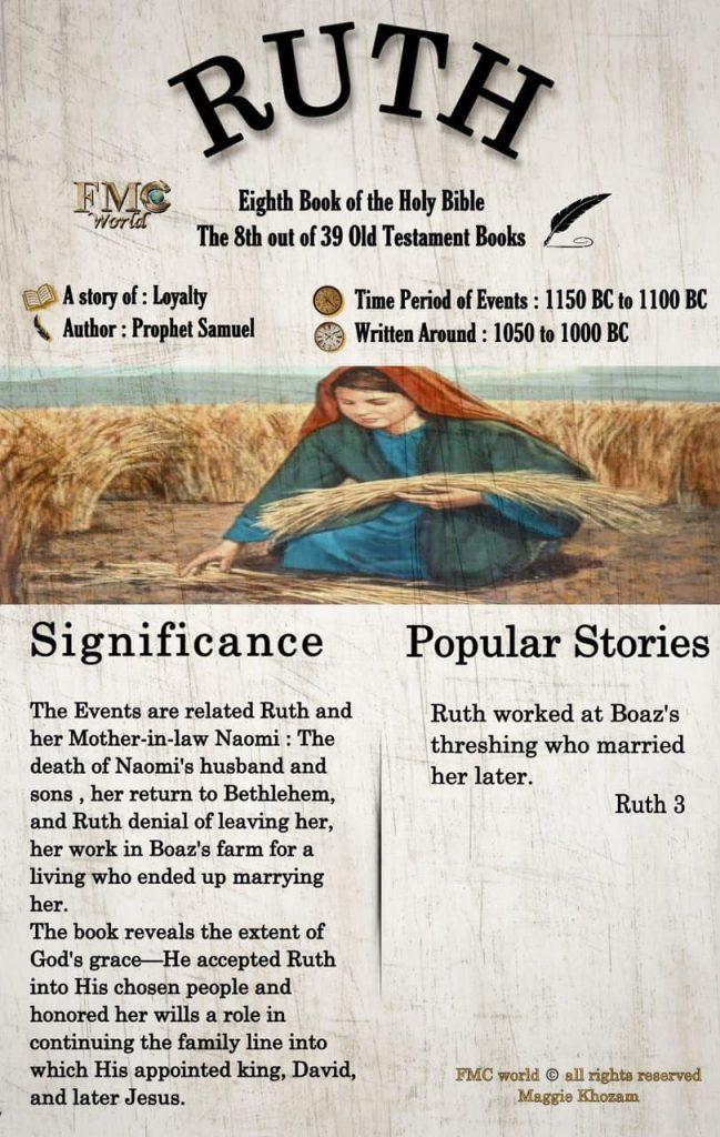 FMC World / Bible / Ruth