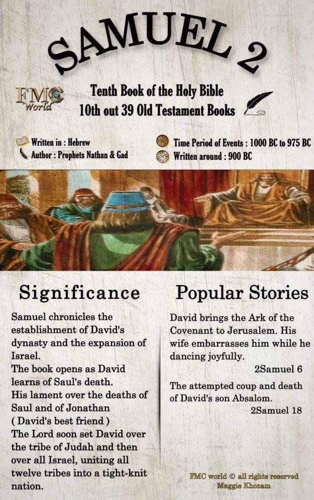 FMC World / Bible / Samuel 2