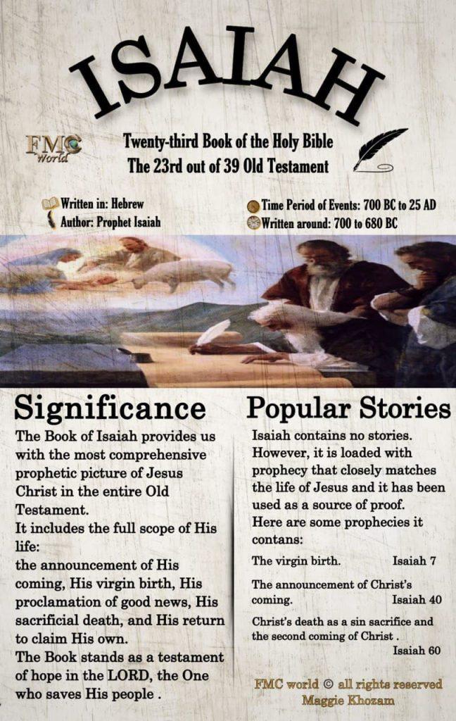 FMC World / Bible / Isaiah