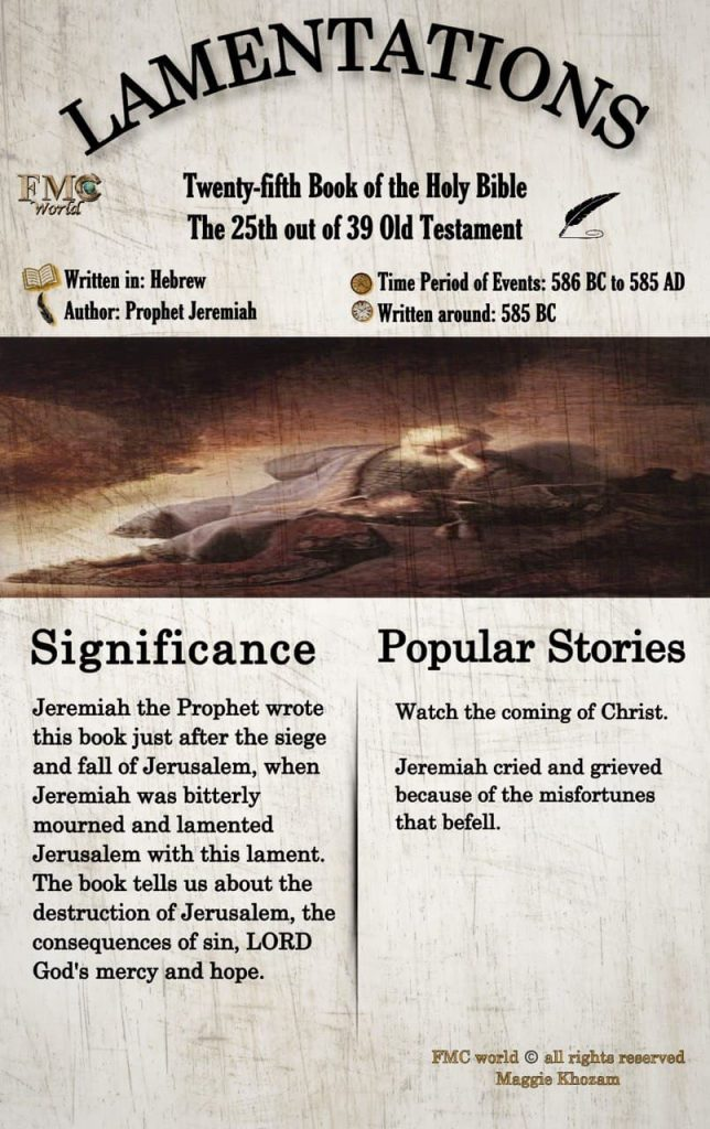 FMC World / Bible / Lamentations