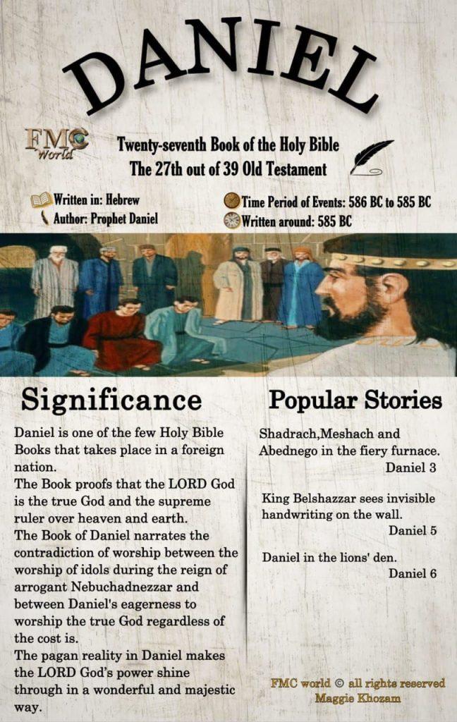 FMC World / Bible / Daniel