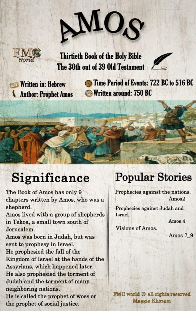 FMC World / Bible / Amos