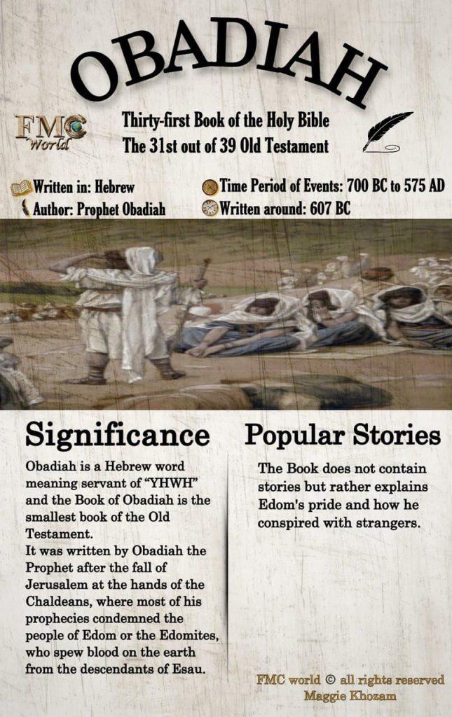 FMC World / Bible / Obadiah