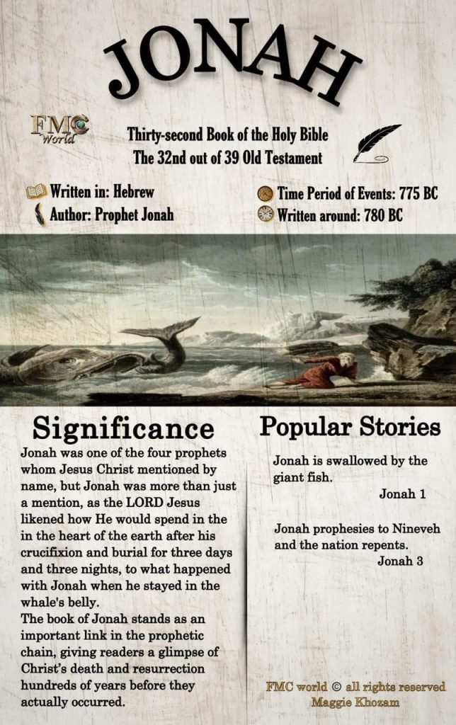 FMC World / Bible / Jonah