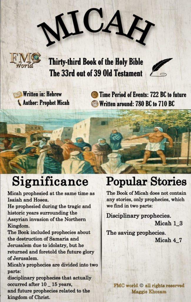 FMC World / Bible / Micah