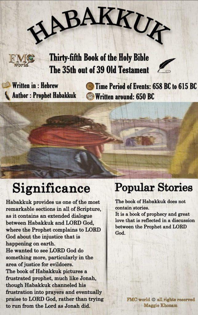 FMC World / Bible / Habakkuk