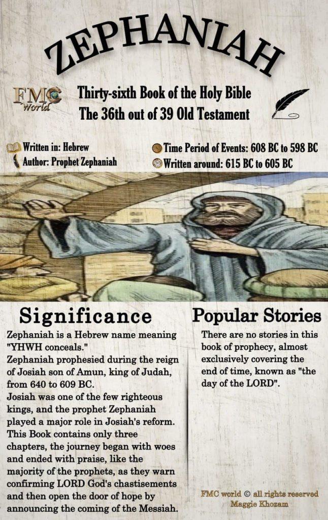 FMC World / Bible / Zephaniah