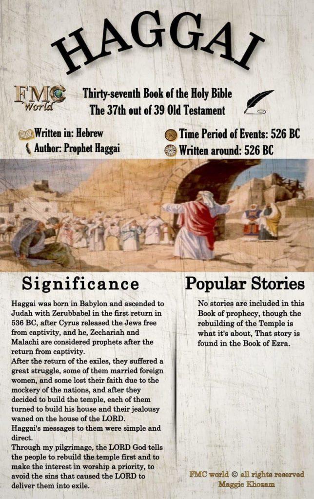 FMC World / Bible / Haggai