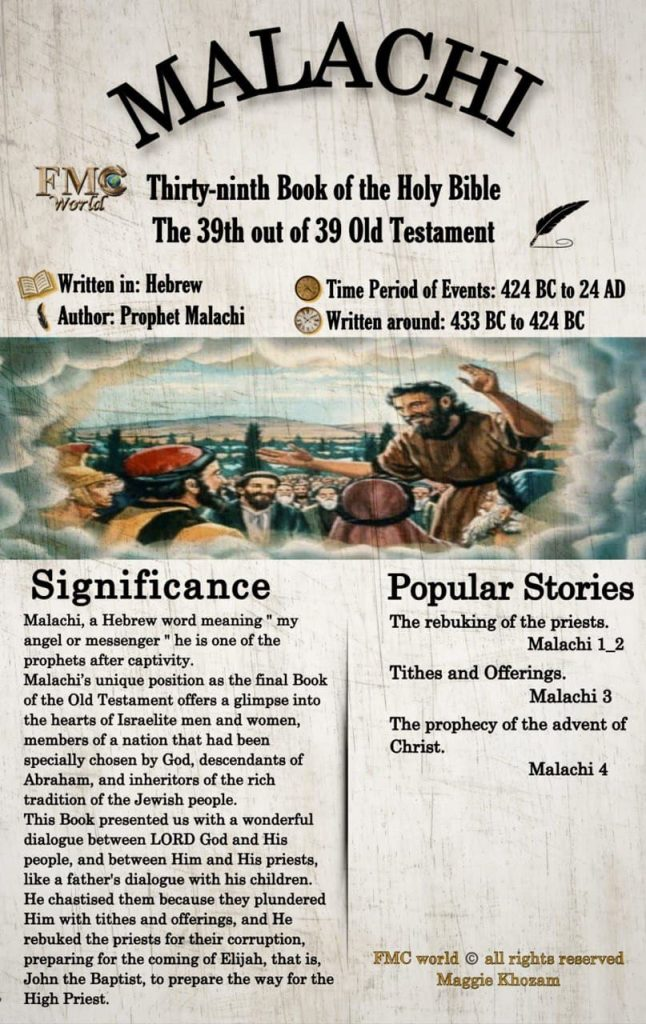 FMC World / Bible / Malachi