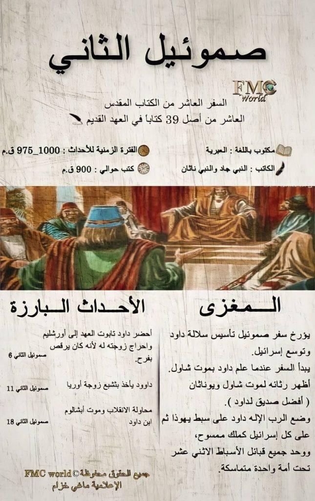 الكتاب المقدس / العهد القديم / صموئيل 2