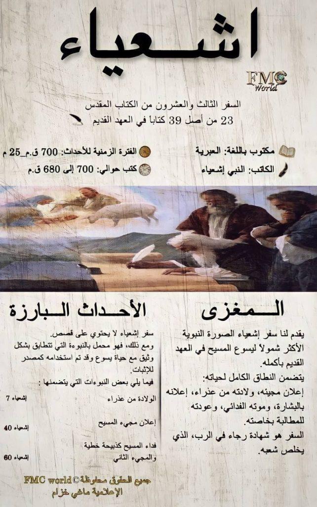 الكتاب المقدس / العهد القديم / اشعياء