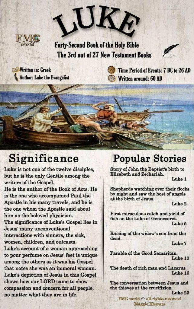 FMC World / Bible / Luke