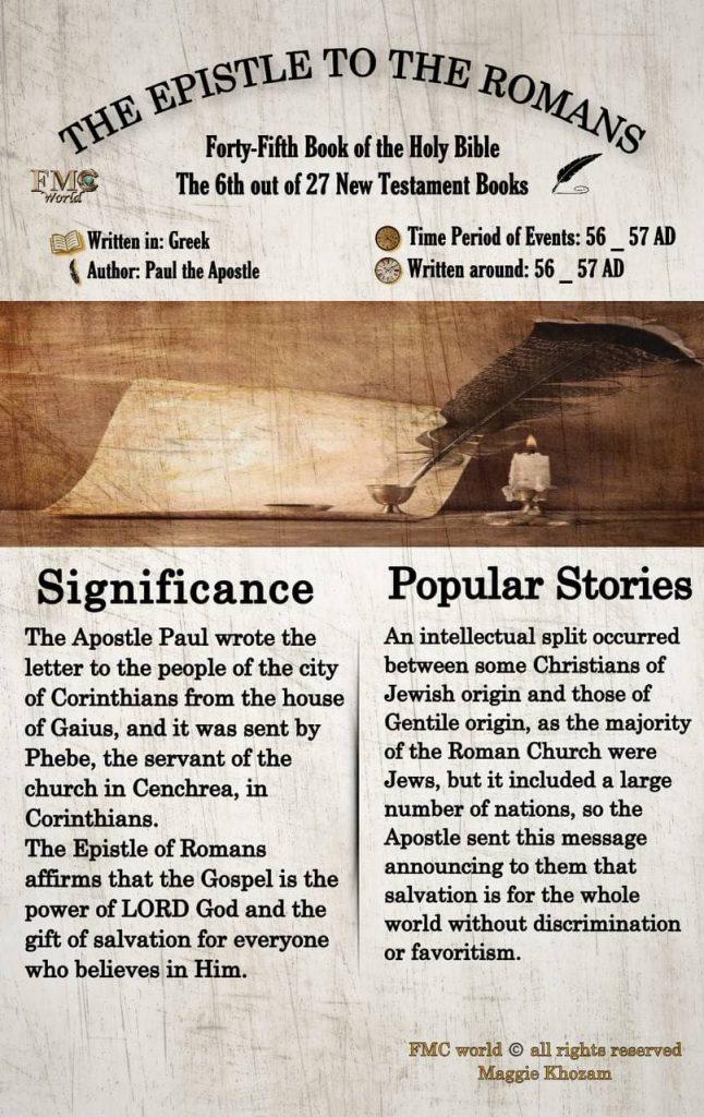 FMC World / Bible / Romans