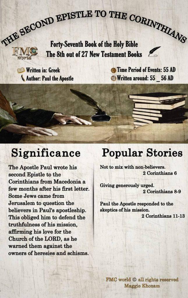FMC World / Bible / Corinthians 2