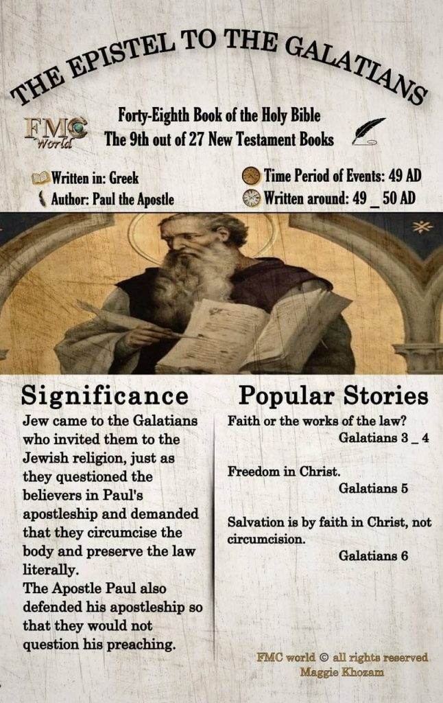 FMC World / Bible / Galatians