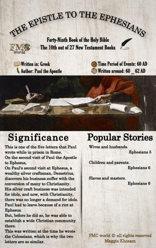 FMC World / Bible / Ephesians