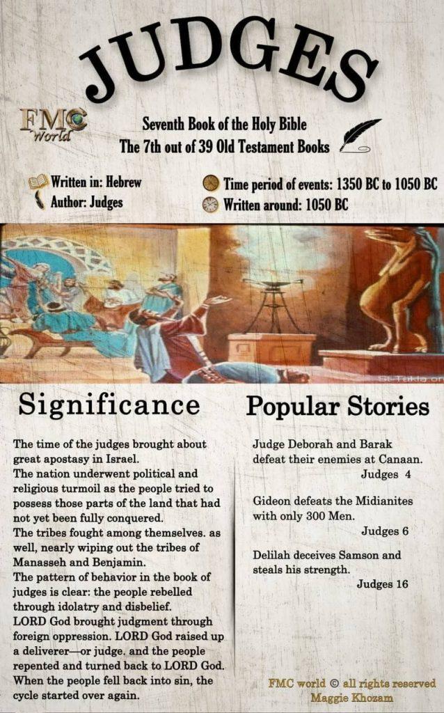 FMC World / Bible / Judges