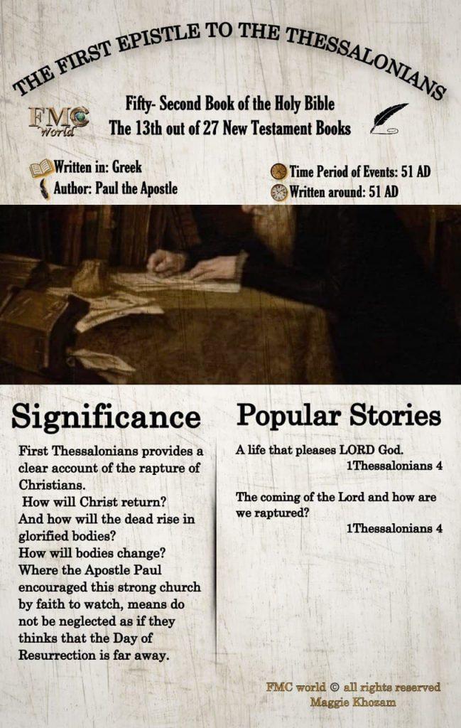 FMC World / Bible / 1 Thessalonians