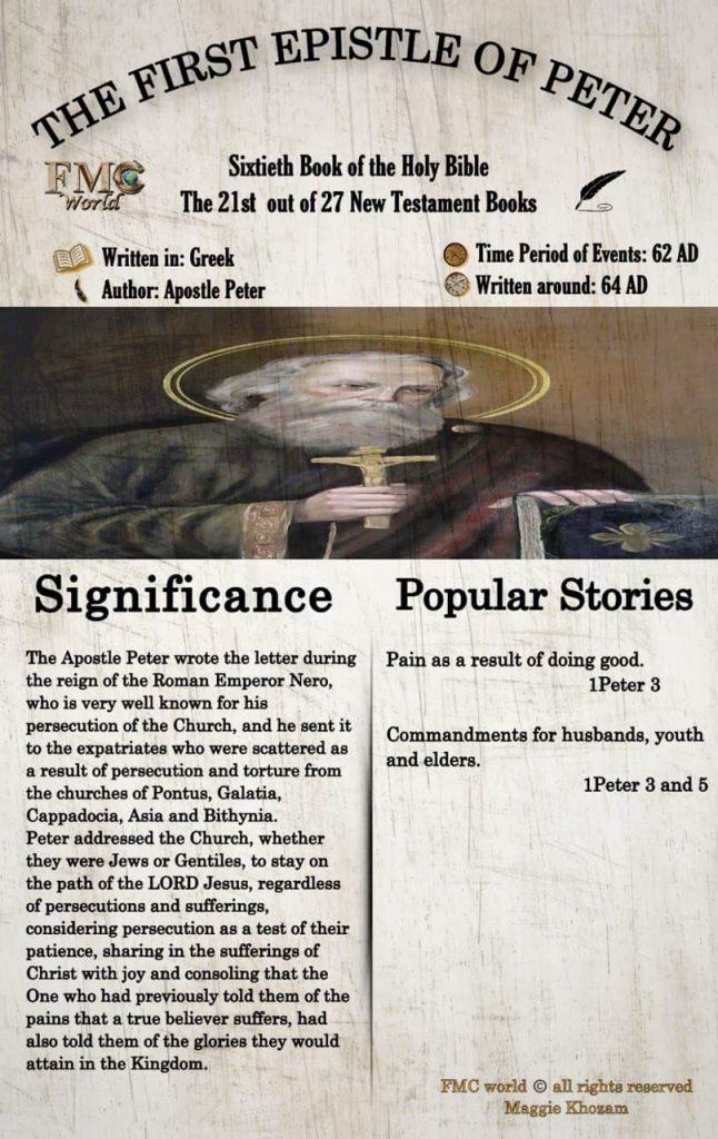 FMC World / Bible / 1 Peter