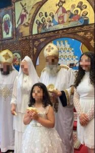 Be Christian Converts Amal Syria