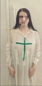 Be Christian Converts Lara Jordan